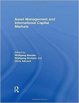 Amazon Com Asset Management And International Capital border=