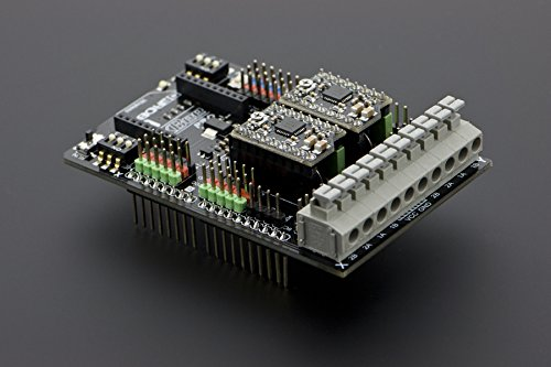 Deals For Cloud Rack Dual Bipolar Stepper Motor Shield For