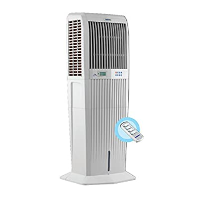 Symphony Storm 100i 270-Watt Air Cooler (White)