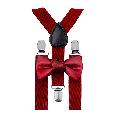 mbox kids boys girls toddler child tuxedo bow tie and