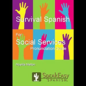 Survival Spanish for Social Services Audiobook