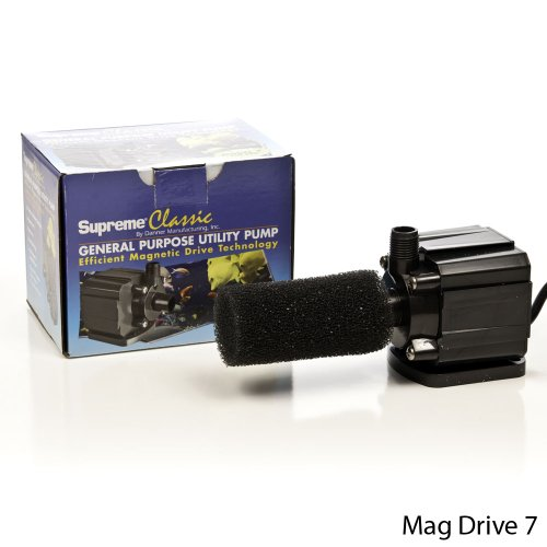 Fish  Aquatic Supplies Mag - Drive 7 Water Pump 700GphB001D11PPE