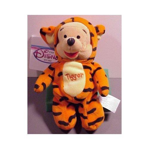 Disney Bean Bag Plush Winnie the Pooh as Tigger