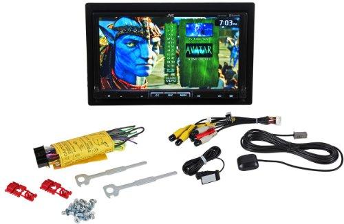 Jvc kw nt700 7 touchscreen dvd usb gps navigation receiver for Eyepower tattoo kit
