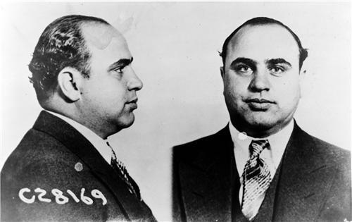 AL CAPONE MUG SHOT GLOSSY POSTER PICTURE PHOTO gangster chicago mafia mob (Mafia Pictures compare prices)