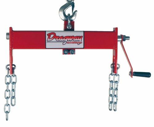 Heavy Duty Steel 2 Ton (4000 lb) Load Leveler for use with Engine Hoist/Crane (Engine Hoist Leveler compare prices)