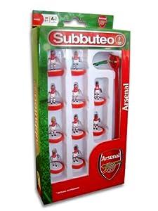Paul Lamond Subbuteo Arsenal Team Box Set by Paul Lamond