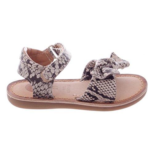 Gioseppo Cristine bambina, pelle liscia, sandali, 25 EU