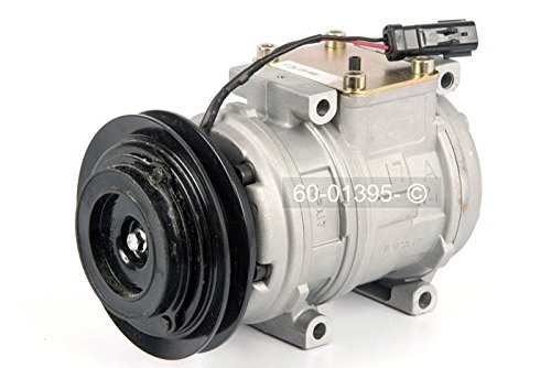 New AC Compressor & Clutch With Complete A/C Repair Kit For Land Cruiser LX450 - BuyAutoParts 60-81279RK New (Toyota Land Cruiser Ac Compressor compare prices)