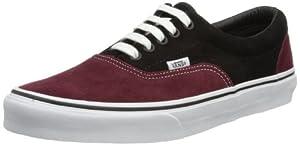 Vans Unisex Era (Suede) Port Royale/Black Skate Shoe 8.5 Men US / 10 Women US