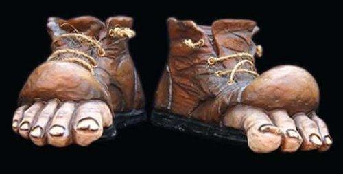 Kobold Stiefel aus Latex