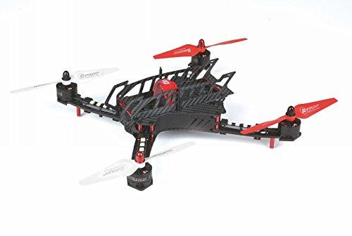 Graupner-16530HOTT-Quadrocopter-schwarz