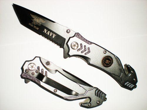 us-navy-seal-team-assisted-opening-tanto-blade-rescue-pocket-knife-seat-belt-cutter-glass-breaker