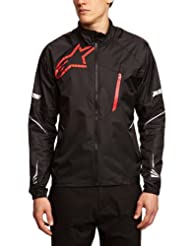 Alpinestars Sirocco All Mountain Jacket - Black/Red
