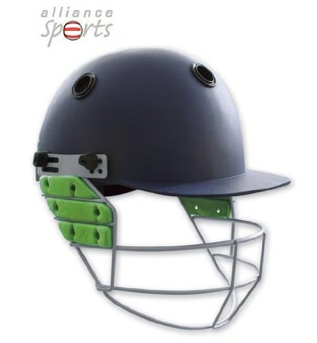 Cricket Helmet - Kookaburra Apex - Navy - Junior
