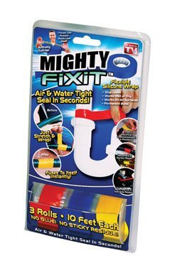 Natures Pillows MF-2001 10' Mighty Fixit Tape