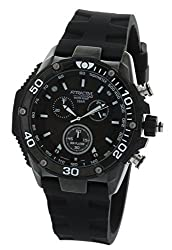 Q&Q Analog Black Dial Mens Watches - DG10J512Y