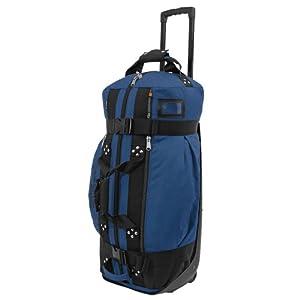 Club Glove Rolling Duffle II Bag : Blue by Club Glove