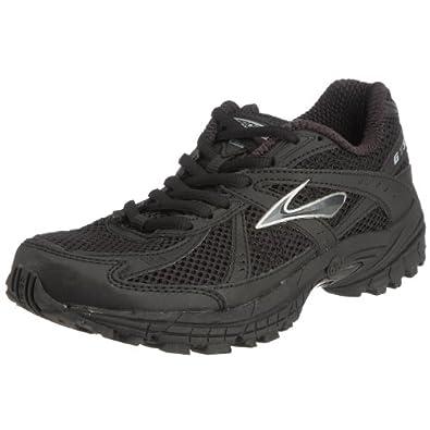 Brooks Women's Brooks GTS 10 Black Running Shoe Black 3 UK