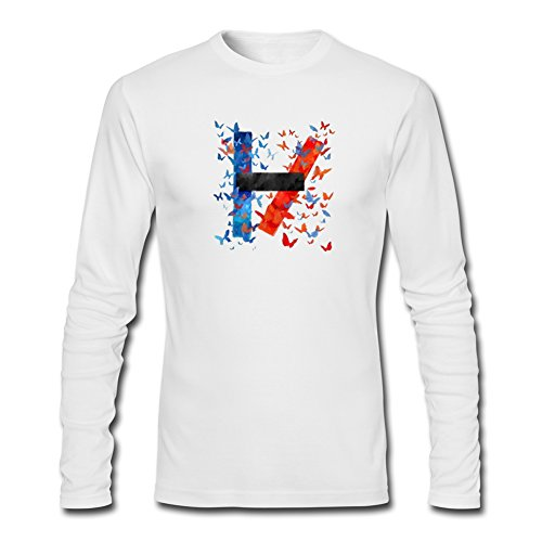 Twenty One Pilots Printed For Boys Girls Long Sleeves Outlet