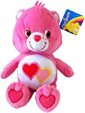 Care Bears Soft Toy. Love a Lot Care Bear 12 inch Soft Toy