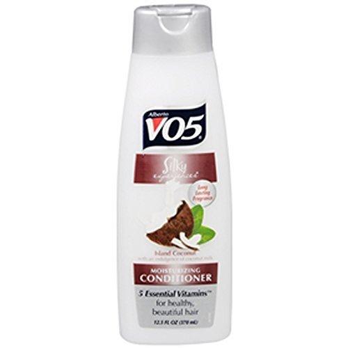 Alberto VO5 Silky Experiences Island Coconut Moisturizing Conditioner, 12.5 fl oz by Dot Foods-High Ridge Bran (Vo5 Coconut Conditioner compare prices)