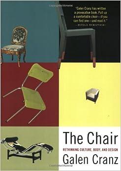 The chair galen cranz