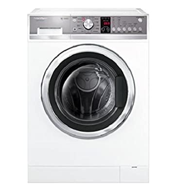 Fisher&Paykel WH8560P1 FP IN Fully-automatic Front-loading Washing Machine (8.5 Kg, White)