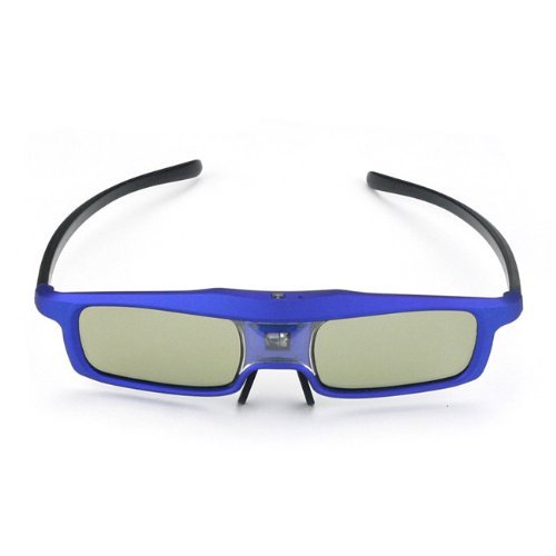 SainSonic Rainbow Series 3D Active Rechargeable Shutter Glasses for Mitsubishi, Samsung, Acer, BenQ benq 3d glasses dgd5