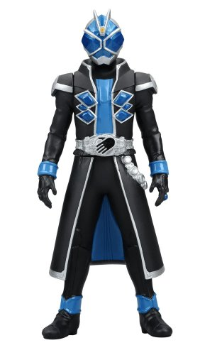"BANDAI Kamen Rider Wizard Hero Series ""Water Style"" (Japan Import) - 1"