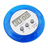 SODIAL(TM) BLUE DIGITAL ELECTRONIC MAGNETIC KITCHEN TIMER