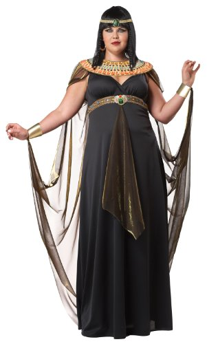 California Costumes Women's Plus Size Queen of the Nile Costume