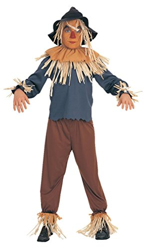 Rubie's Costume Co Wizard Of Oz Child's Scarecrow Costume