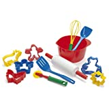 Dantoy - 12-Piece Kitchen Baking Set