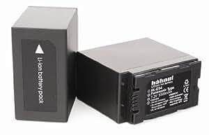 Hahnel Batterie Li-Ion Equivalente Panasonic CGA-D54S 7,2 V 5500 mAh