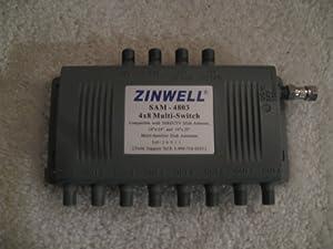 Zinwell San-4803 Multi-switch