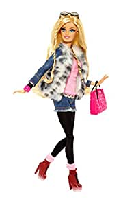 Barbie Style Barbie Denim Vest