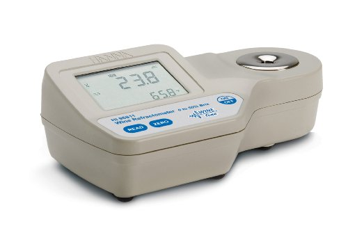 Hanna Instruments HI 96811 Brix Refractometer 0-50%