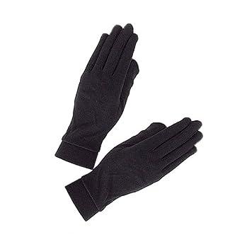 art shopping sous gant noir ultra anti froid en soie mixte taille taille m v tements et. Black Bedroom Furniture Sets. Home Design Ideas