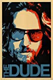 The Big Lebowski Movie (The Dude) Poster Print - 24x36 Movie Poster Print, 24x36