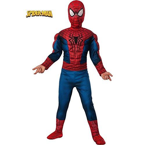 Rubies-Marvel-Comics-Collection-Amazing-Spiderman-2-Deluxe-Spiderman-Costume