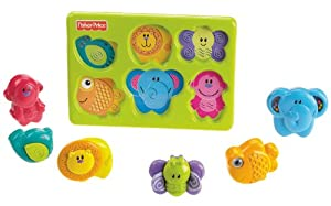 Fisher-Price Growing Baby Animal Activity Puzzle