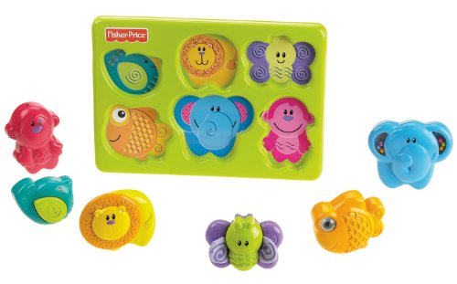 Fisher-Price Growing Baby Animal Activity Puzzle - 1