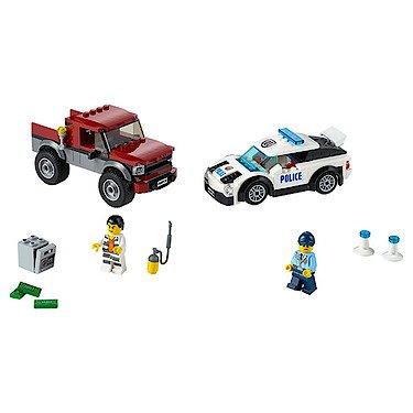 Lego City - 60128 - Inseguimento della Polizia