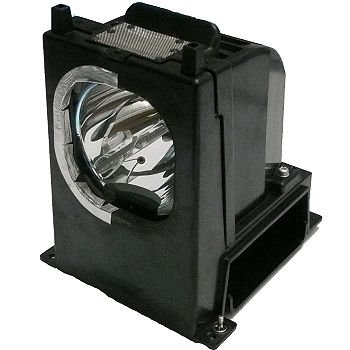 Electrified 915P027010 Replacement Lamp with Housing for Mitsubishi TVs - 150 Day Electrified Warranty