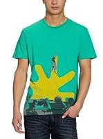 Salewa Camiseta Manga Corta Callforhero Co M S (Verde)