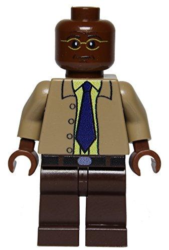 Lego Custom Printed Gus Fring Breaking Bad Los Pollos Hermanos Minifig