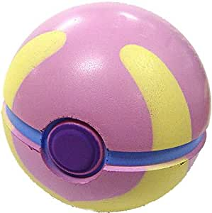 Jakks Pacific Pokemon Soft Foam 2.5 Inch Pokeball Toy Heal Ball