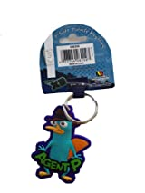 Perry the Platypus KeyChain - Phineas and Ferb KeyRing