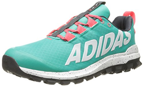 Adidas Performance Women's Vigor 6 Women's Trail Running Shoe,Shock Mint/White/Shock Red,8 M US